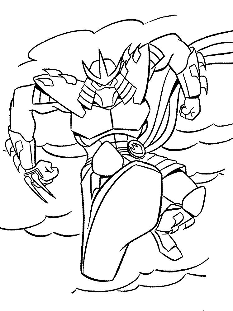 Imprimir gratis dibujos para colorear – Tortugas Ninja